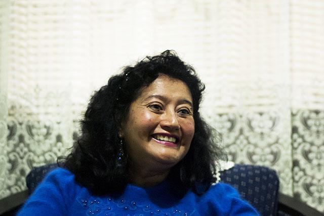 Yassmin Barrios. Foto El Faro/Fred Ramos